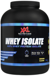 Whey Isolaat XXL Nutrition