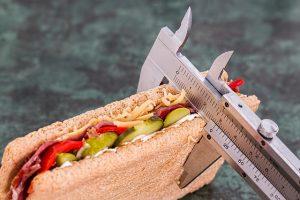 Calorie behoefte